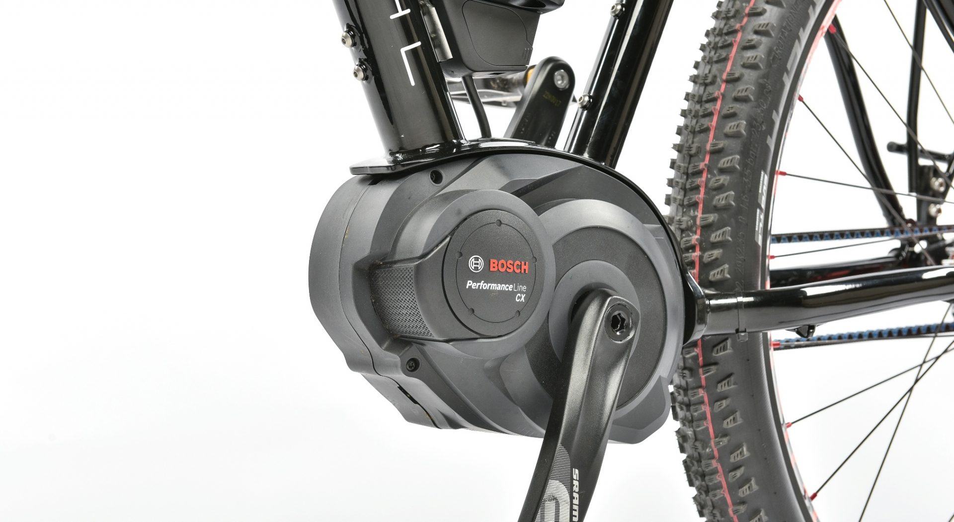 Berg Performance mit dem Bosch CX